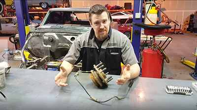 wheel bearing integrity automotive car repair Sparks